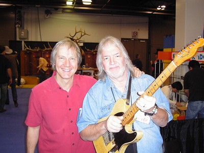 Jim and Seymour Duncan